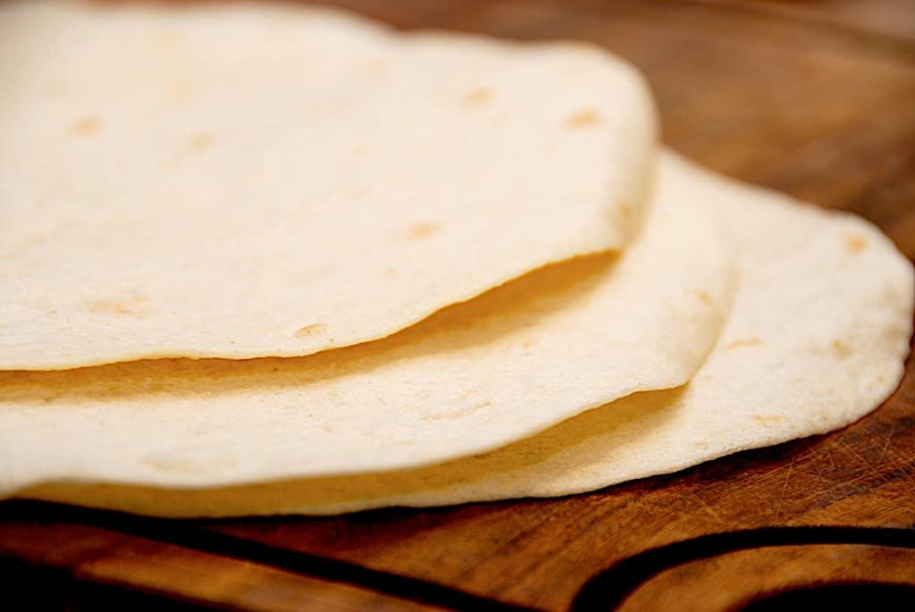 Tortillas - så nemt laver du selv mexicanske tortillabrød