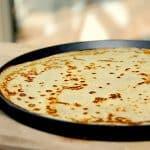 veganske pandekager uden æg og mælk
