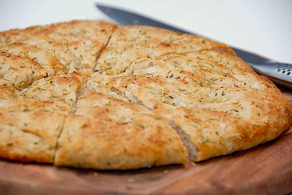 Madbrød - nem opskrift på godt brød til mad