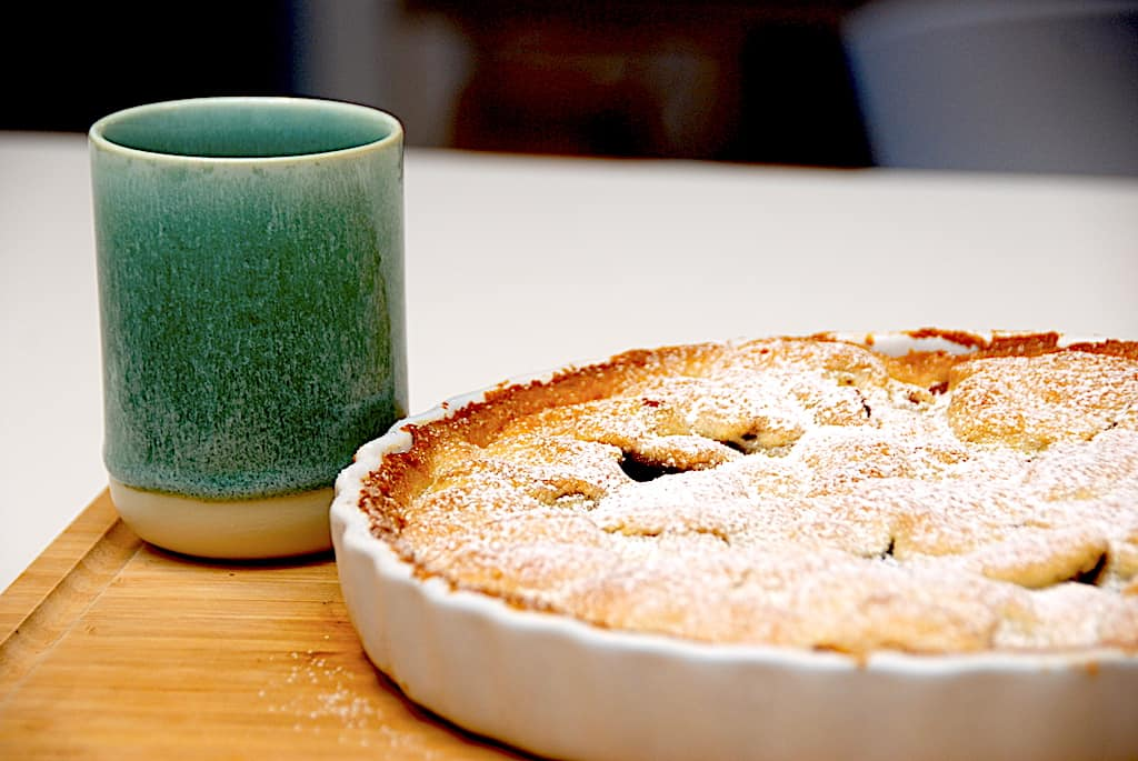 Apple pie - opskrift på nem amerikansk æbletærte