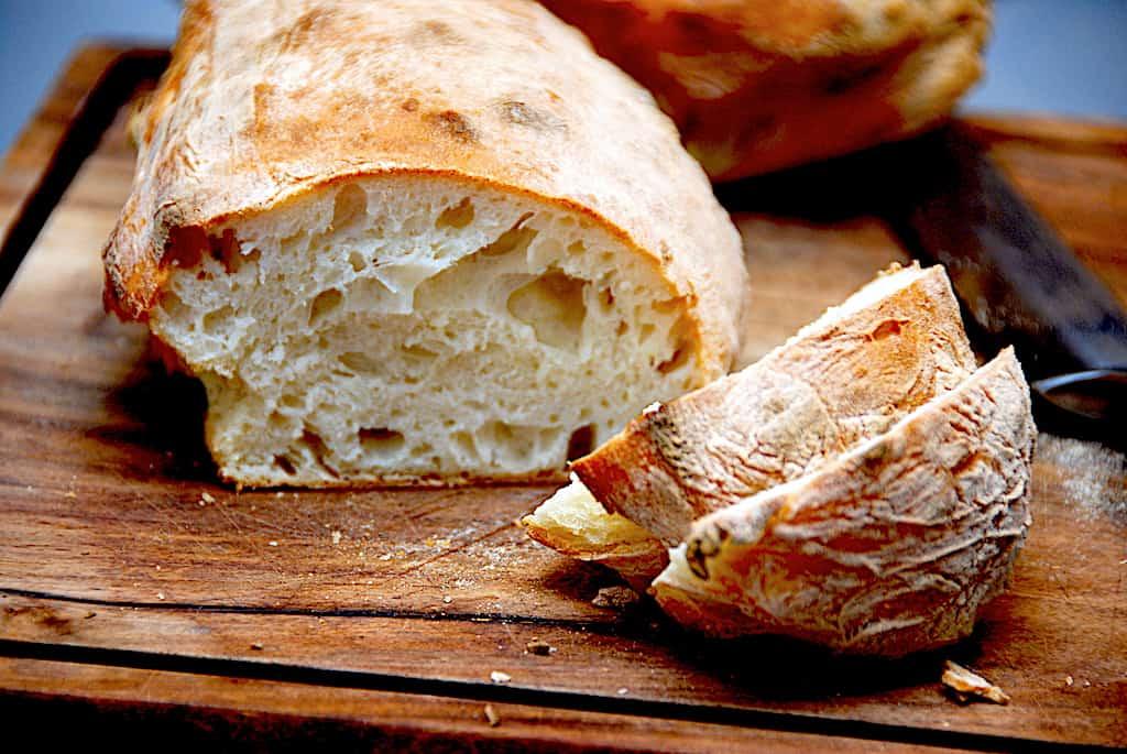 hævning af brød