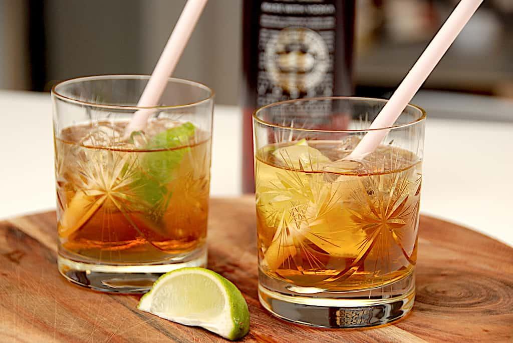 Vingummibamse - opskrift på drink med Cuba Caramel