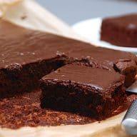 alletiders mumse chokoladekage billede