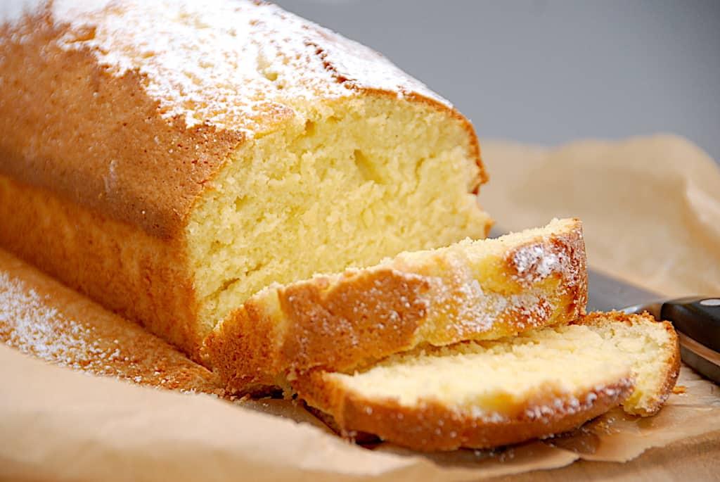 Citronkage - nem opskrift på lækker kage med citron