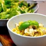 billederesultat for kylling med pesto og pasta