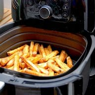 billederesultat for pommes frites i Airfryer