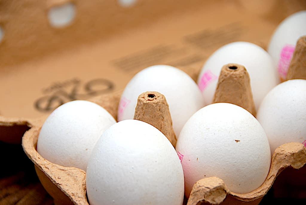 Æg sous vide - blødkogt, smilende eller hårdkogt