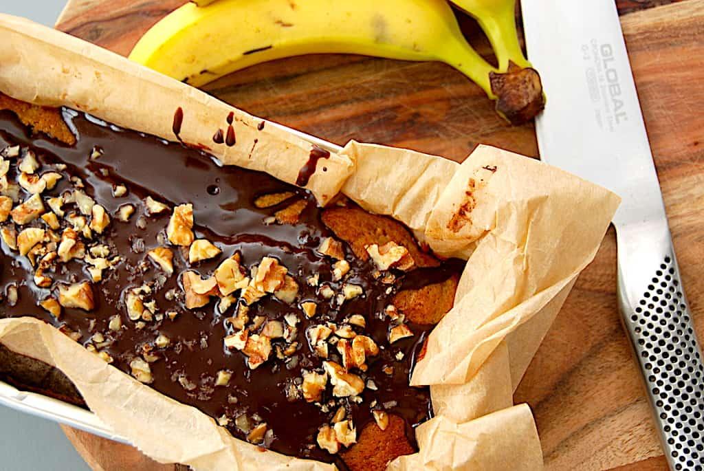 Picture of: Bananbrod Nem Opskrift Pa Laekkert Brod Med Banan Madens Verden