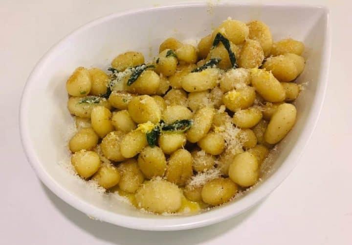 Gnocchi med salvie Madensverden.dk