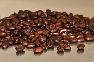 Kaffebønner til kaffebrygning
