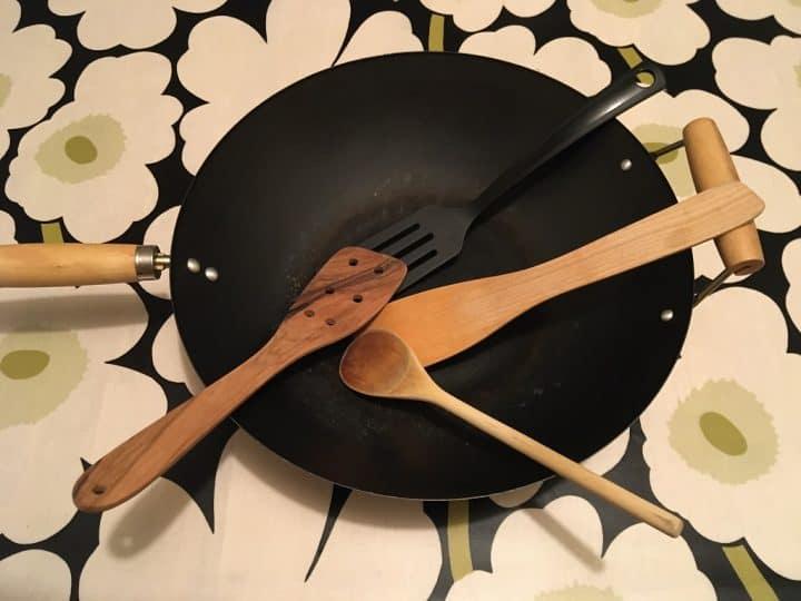 wok guide