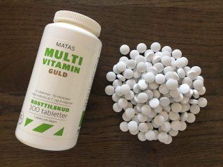 Danskere er storforbrugere af vitaminpiller. Men for langt de fleste af os, er det slet ikke nødvendigt at spise dem. Foto: Charlotte Mithril / Madensverden.dk