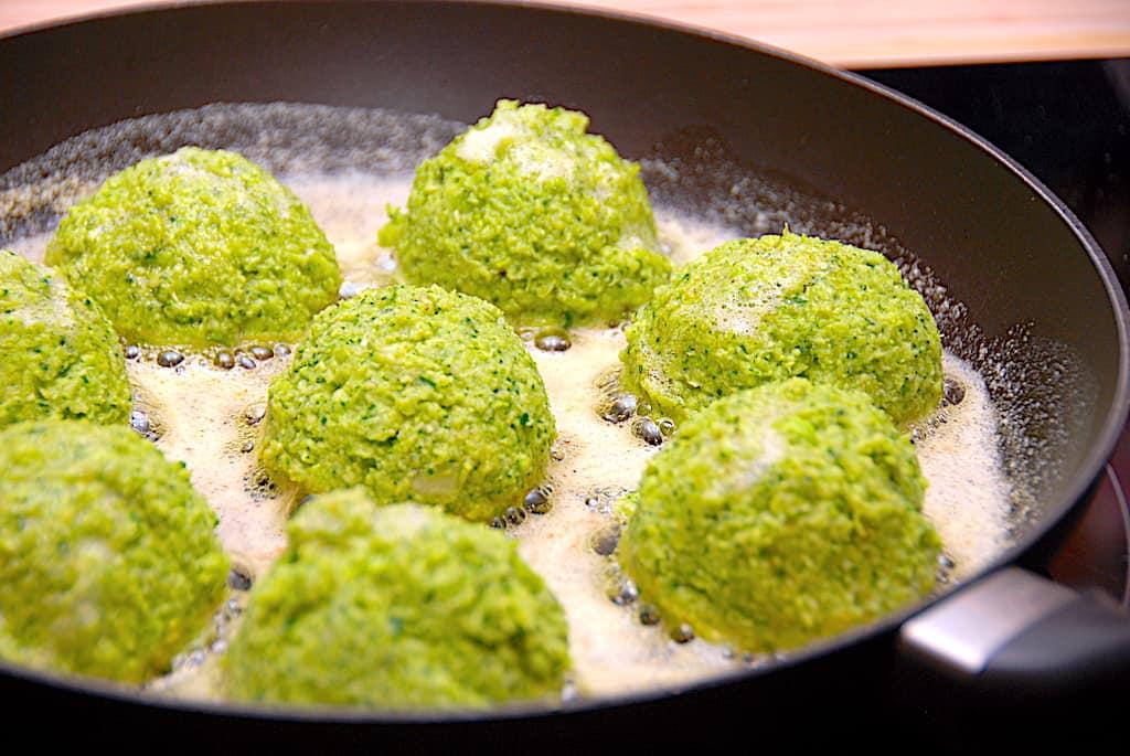 broccolifrikadeller