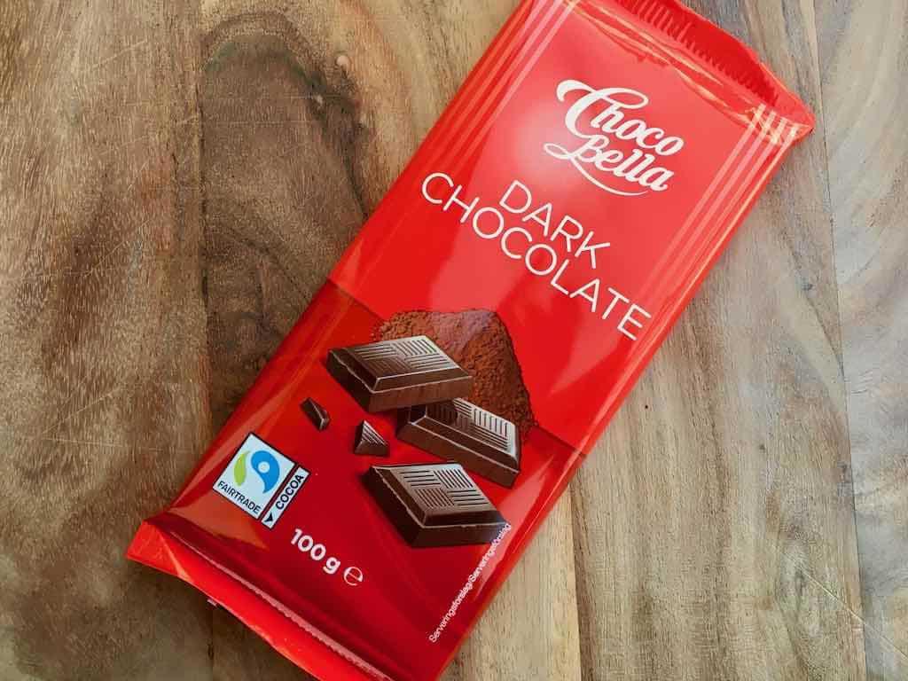 Choko Bella dark chocolate