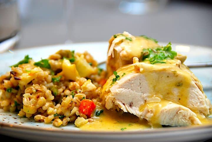 kylling med estragon