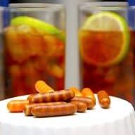 billede med laber larve drink opskrift