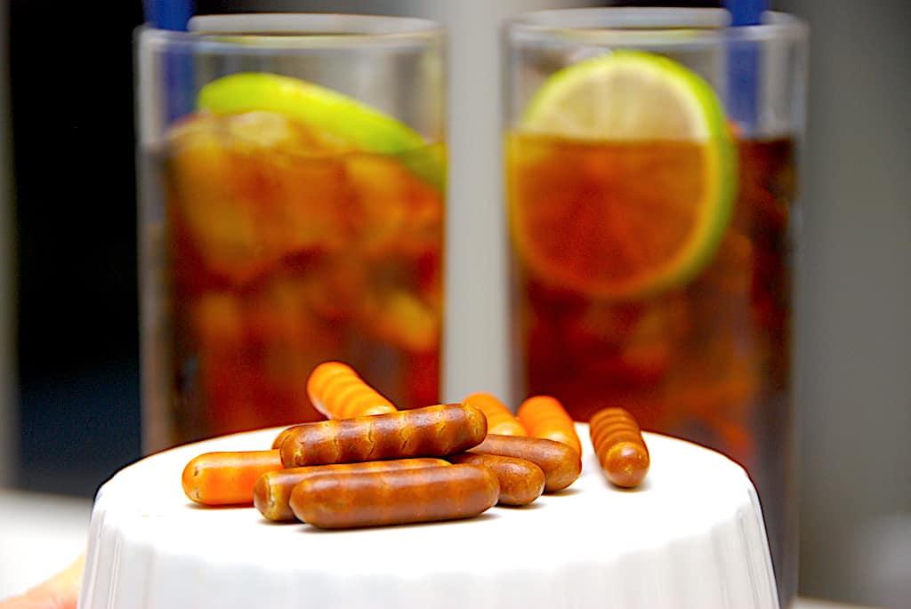 Laber larve drink - sådan mixes den populære klassiker