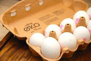 opbevaring af æg