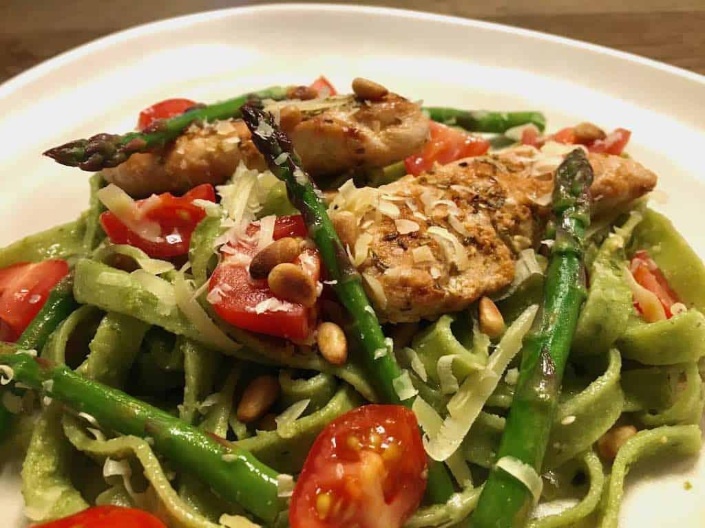 Super lækker nem og sund pastaret