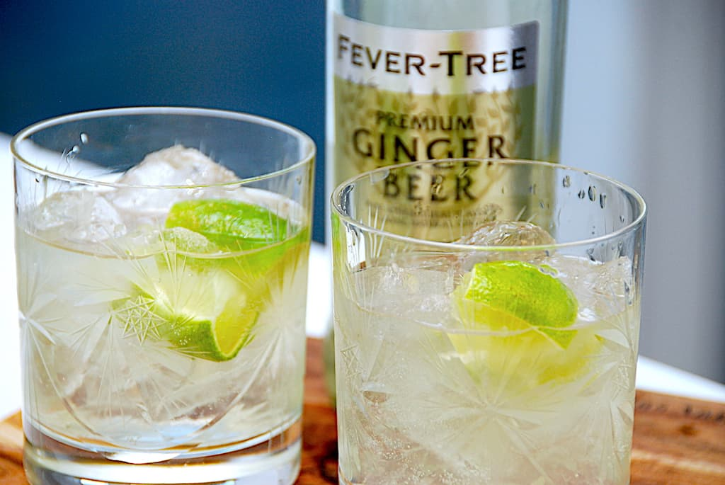 rom og ginger ale