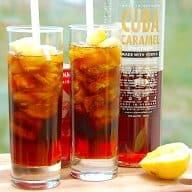billede med sommerstang cuba cola drink