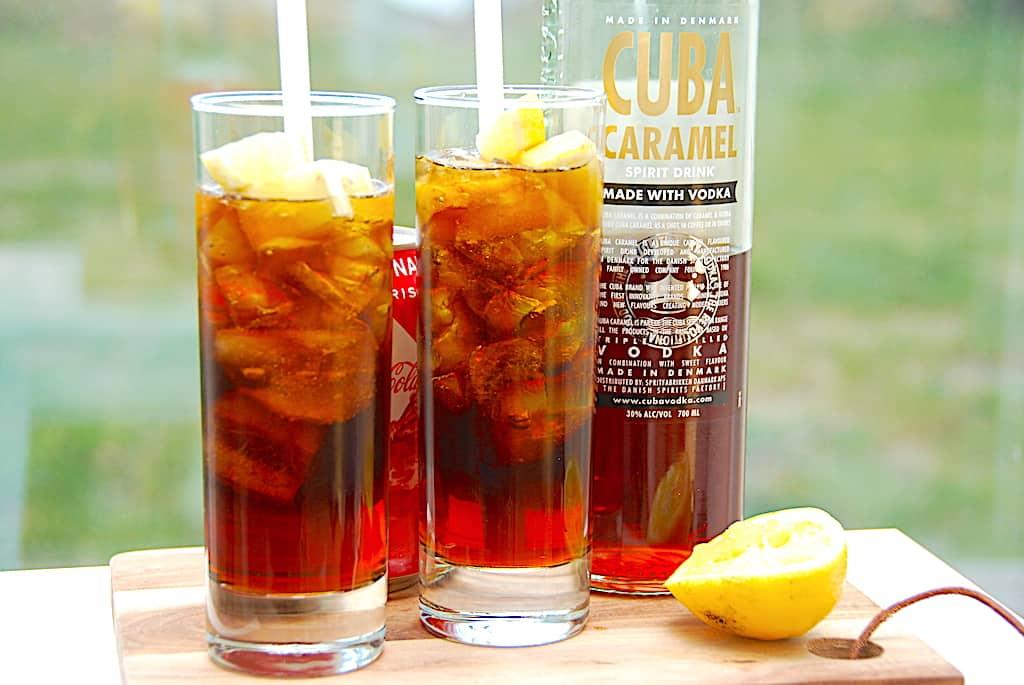 Sommerstang - Cuba Cola drink på 1 minut