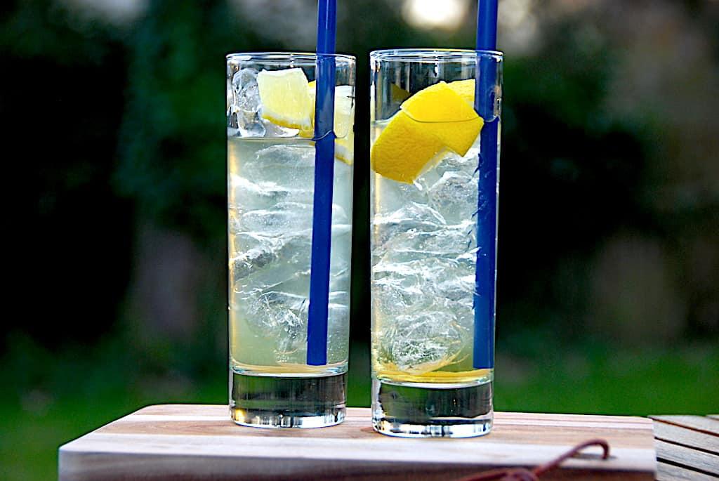 Vodka Ginger - drink med vodka og Ginger Beer