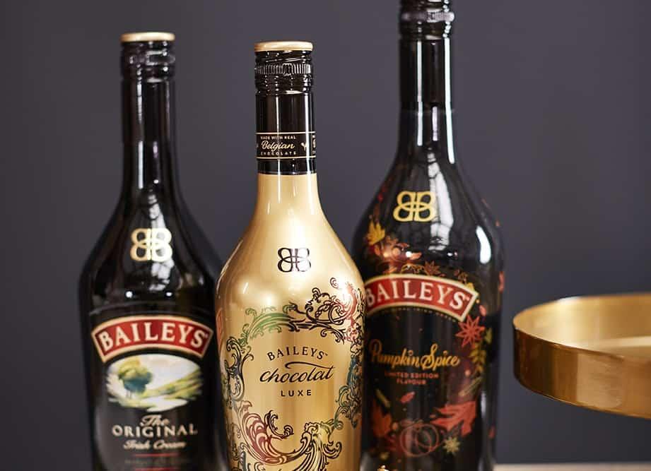 Baileys flasker