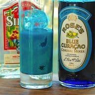 Billede med bamseline drink