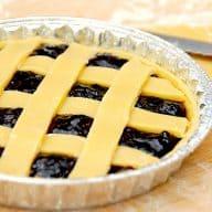 billederesultat for brombærtærte