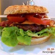 burgere med kryddermayo a la newyorker by heart