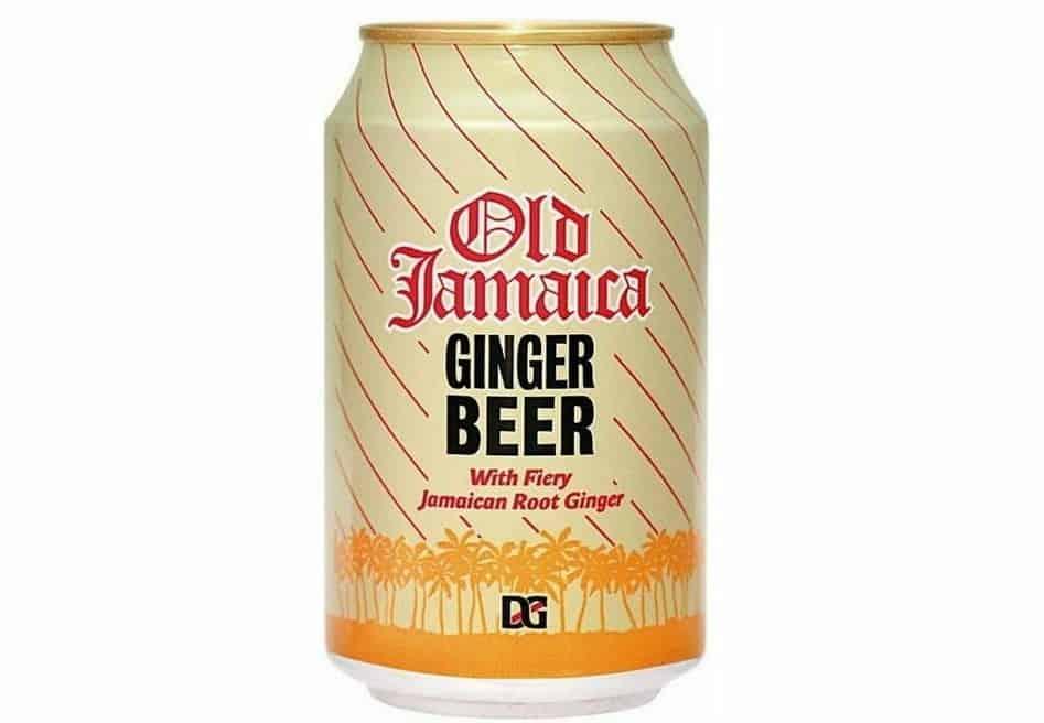 Ginger beer dåse