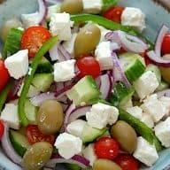 billederesultat for græsk salat