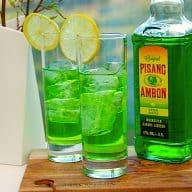 græsplæne drink med Pisang Ambon