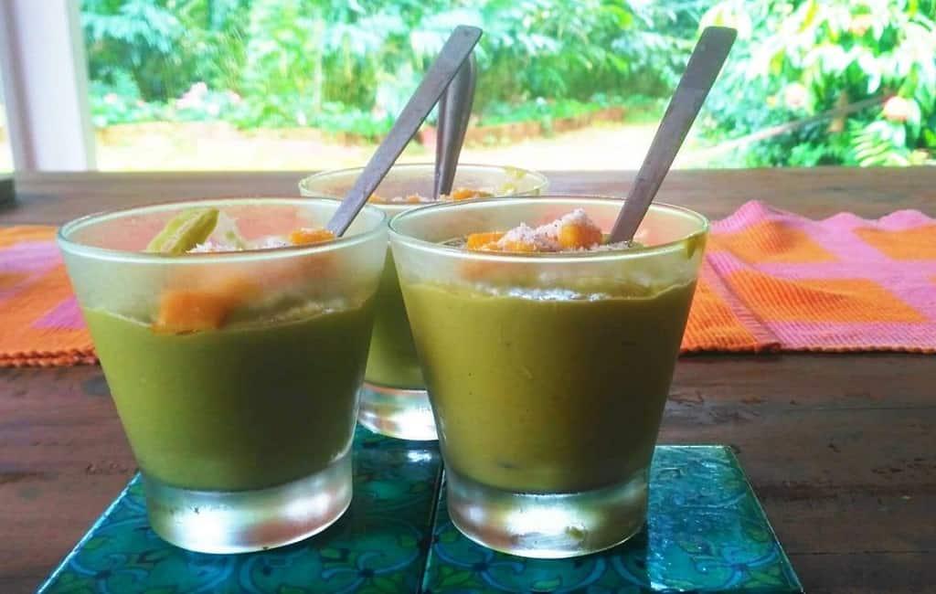Greenie - opskrifter på grønne, sunde smoothies