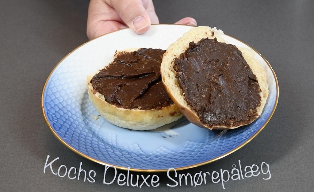 Hjemmelavet Nutella - Kochs deluxe smørepålæg