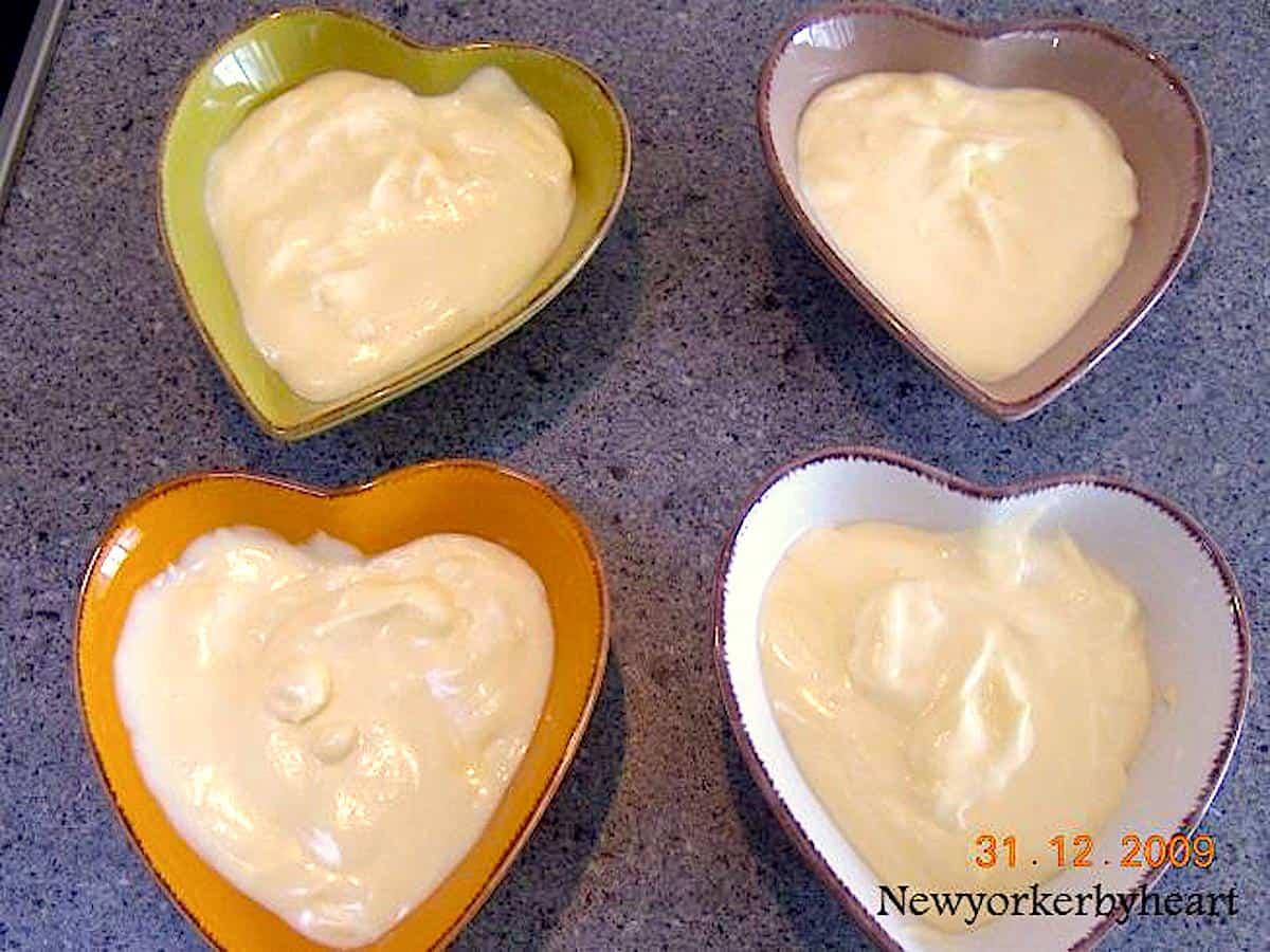 Hvid chokolademousse uden husblas