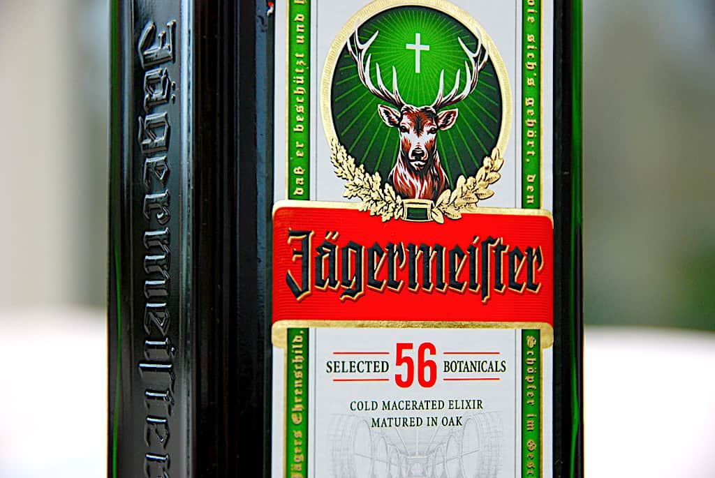 Jägermeister spiritus
