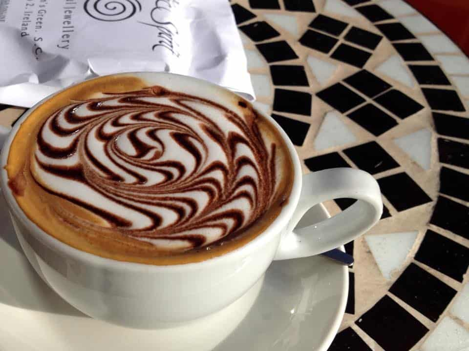 Kaffe af kaffekapsler