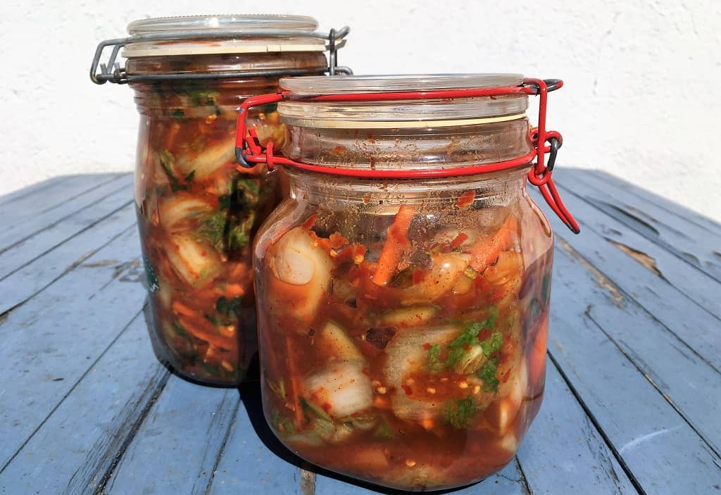 Kimchi opskrift - nem metode til fermentering