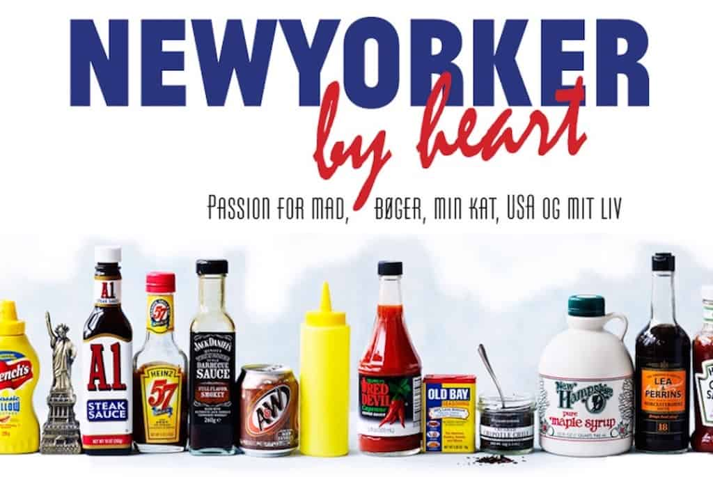 cæsarsalat fra Newyorker By Heart