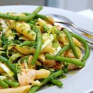 billederesultat for pastasalat med bønner