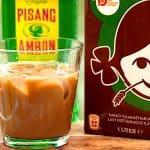 billede med Skumbanan drink