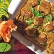 Indisk vegetarrret