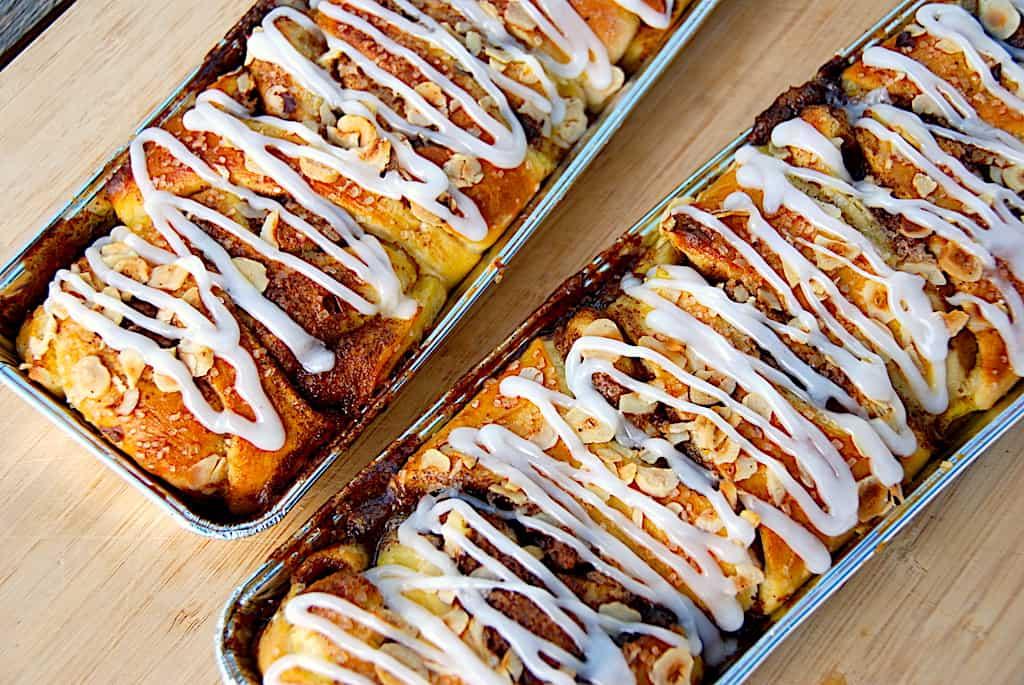 Kanelstang - lækker og hjemmelavet med remonce