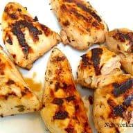 mojito kylling på grill
