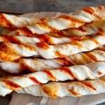 pizzatwisters til madpakken
