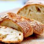 billede med brød og boller