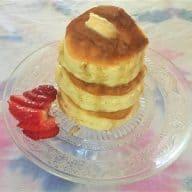billede med japanske pandekager