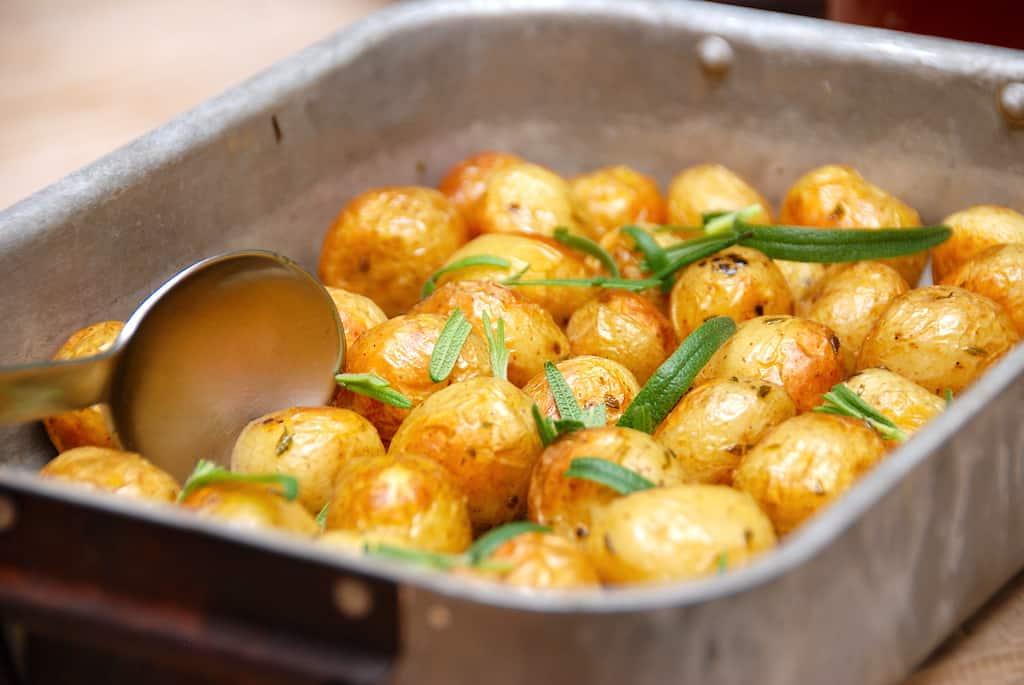 Kartoffelopskrifter - de bedste kartoffelretter